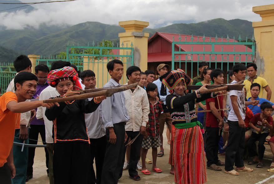 Hội thi thể thao các dân tộc thiểu số toàn quốc lần thứ X, khu vực I năm 2017 tại tỉnh Hòa Bình