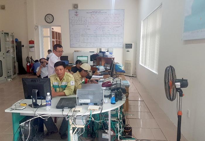 Đóng điện dự án lắp đặt máy biến áp thứ hai Trạm biến áp 220 kV Thạnh Mỹ