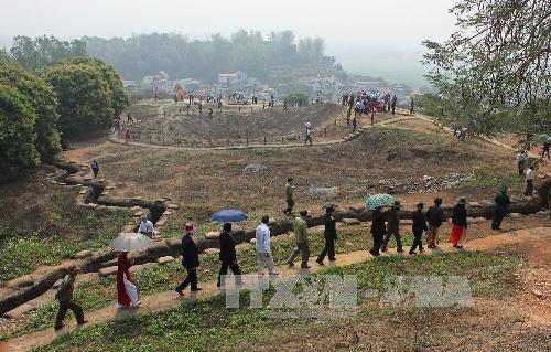 Xây dựng Khu lưu niệm Đại tướng Võ Nguyên Giáp tại đồi A1