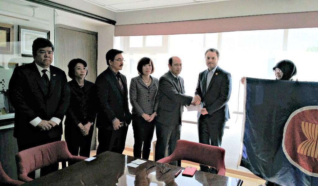 Ủy ban ASEAN tại Mexico ủng hộ các nạn nhân động đất tại Mexico