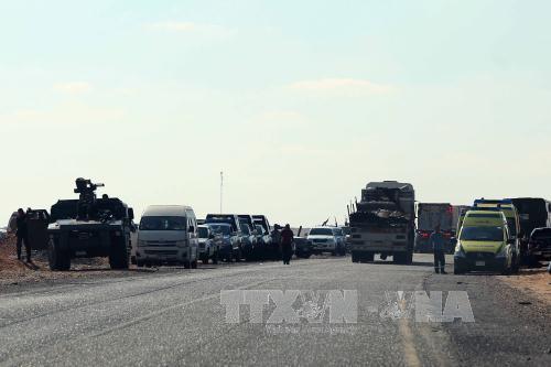 Liên hợp quốc và nhiều nước lên án vụ tấn công khủng bố tại Ai Cập