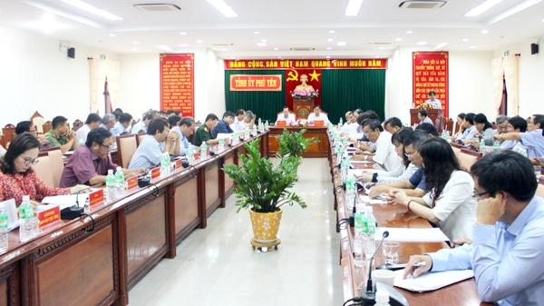 Phú Yên: Thực hiện tốt công tác các chính sách an sinh xã hội, người có công với cách mạng