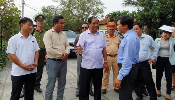Quảng Nam: Sẵn sàng cho các hoạt động của Tuần lễ cấp cao APEC