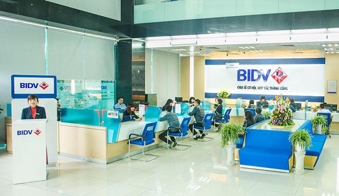 Hoạt động kinh doanh của BIDV tăng trưởng khá trong quý III/2017