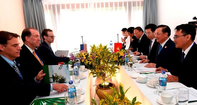 Tăng cường hợp tác trong lĩnh vực tài chính giữa Việt Nam và Hoa Kỳ