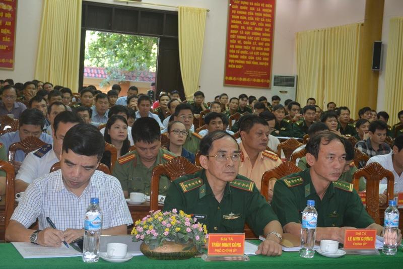 Nghệ An: Tăng cường công tác quản lý, bảo vệ an ninh, trật tự tại cửa khẩu cảng