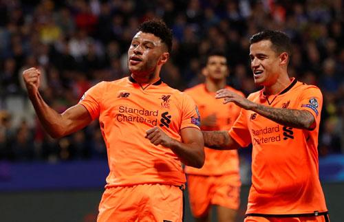 Liverpool lập kỷ lục cho bóng đá Anh tại châu Âu
