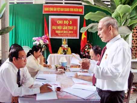 Đồng Nai kết nạp trên 2800 đảng viên mới
