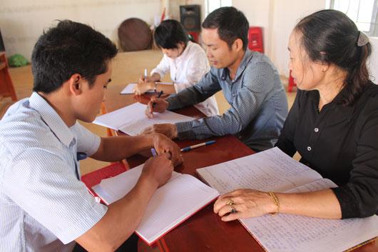 Cần lựa chọn đội ngũ cấp ủy viên có phẩm chất, năng lực, uy tín và tín nhiệm cao