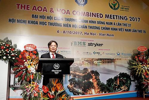 Khai mạc Đại hội chấn thương chỉnh hình Đông Nam Á lần thứ 37