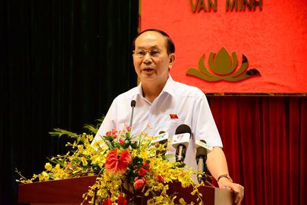 Chủ tịch nước Trần Đại Quang: Cuộc đấu tranh phòng, chống tham nhũng cần có sự vào cuộc của cả hệ thống chính trị