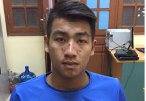Bắc Ninh: Bắt đối tượng cướp 200 triệu đồng tại ngân hàng