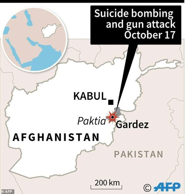 Afghanistan: Trung tâm huấn luyện cảnh sát bị tấn công gây nhiều thương vong