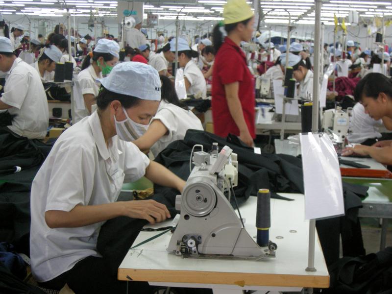 Vĩnh Phúc: Sản xuất công nghiệp duy trì đà tăng trưởng
