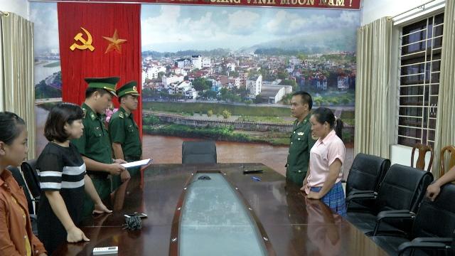 Lực lượng Bộ đội Biên phòng tỉnh Lào Cai triệt phá đường dây mua bán người qua biên giới