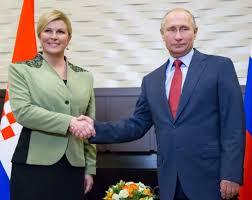 Nga và Croatia tăng cường hợp tác song phương