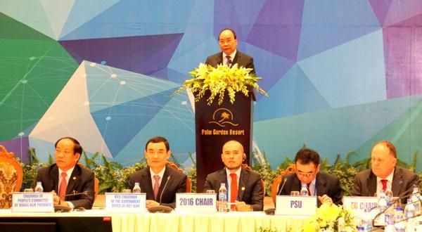 Phát biểu của Thủ tướng Nguyễn Xuân Phúc tại phiên khai mạc Hội nghị Bộ trưởng Tài chính APEC 2017