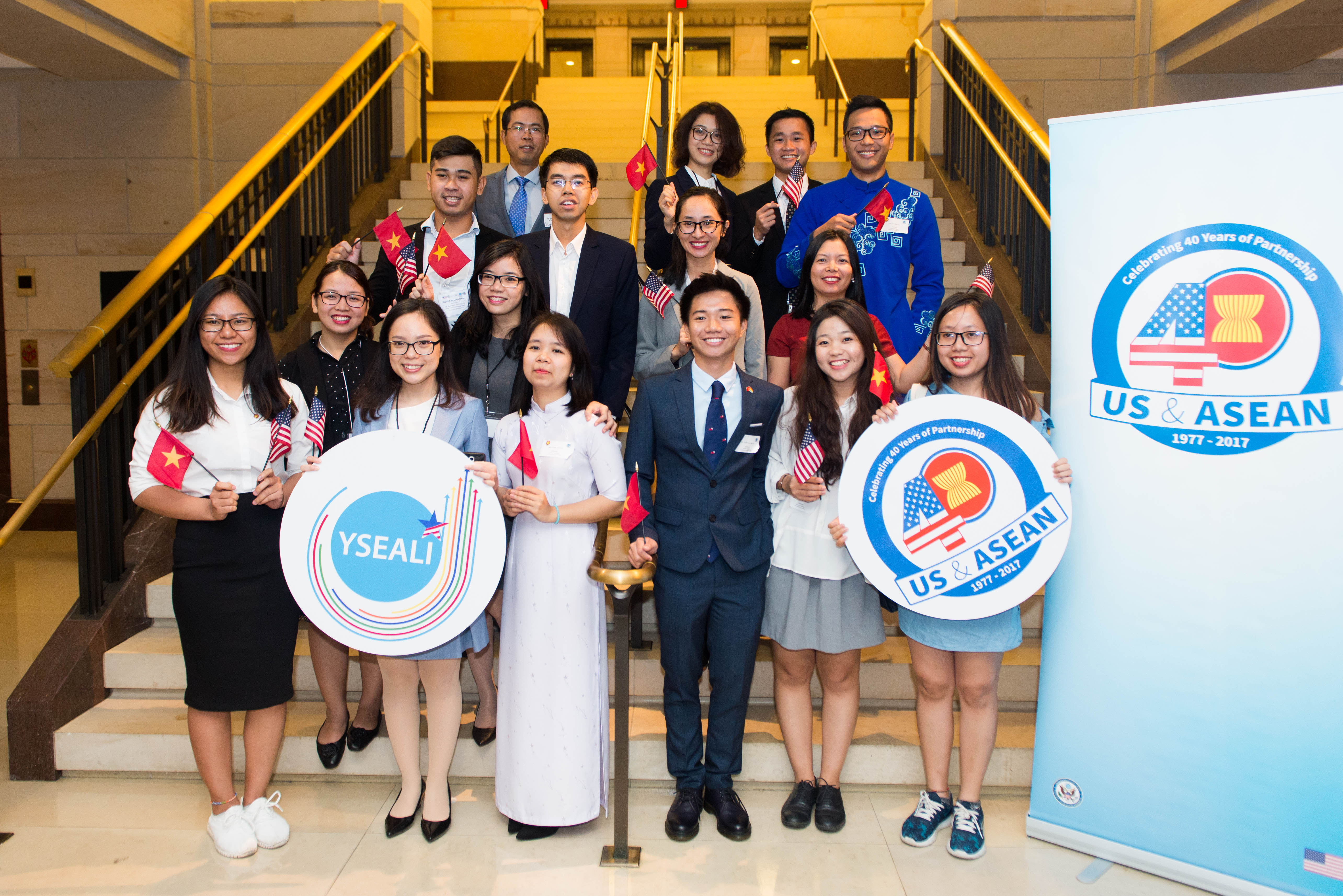 Kỷ niệm 40 năm quan hệ ngoại giao Hoa Kỳ - ASEAN