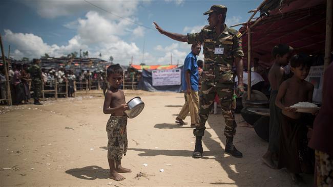 Hơn 145.000 trẻ em Rohingya đối mặt nguy cơ suy dinh dưỡng