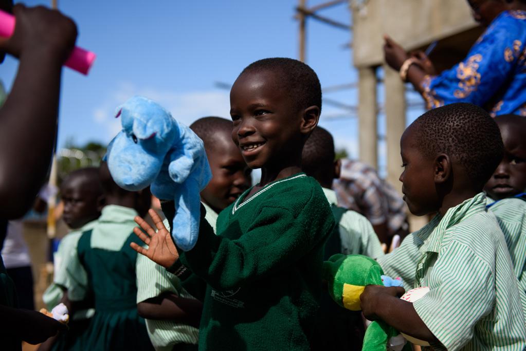 Nam Sudan: Hàng nghìn trẻ em được đoàn tụ gia đình trong bối cảnh xung đột