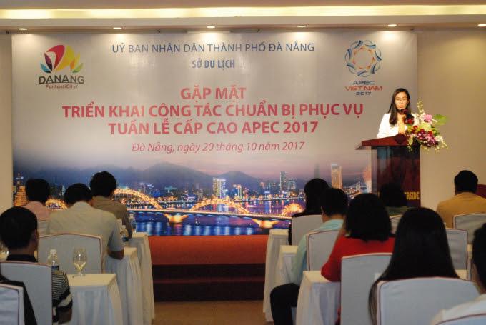 Đà Nẵng: Doanh nghiệp du lịch chuẩn bị phục vụ Tuần lễ Cấp cao APEC 2017