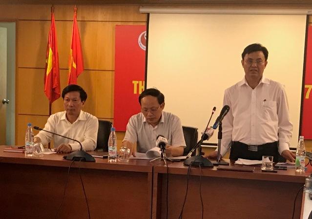 Không có phong bì trong phòng nghỉ của Phó Cục trưởng Nguyễn Xuân Quang