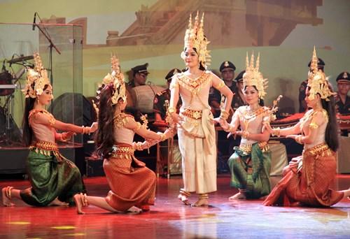 Tuần Văn hóa Campuchia sẽ diễn ra trong tháng 11 tại Hà Nội và Hạ Long