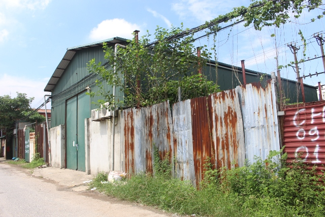 Thanh Trì (Hà Nội): Nhiều trường hợp lợi dụng dự án để sử dụng đất sai mục đích