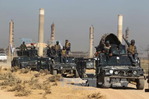 Iraq: Chính quyền tự trị người Kurd khẳng định không có ý định giao chiến với quân đội chính phủ