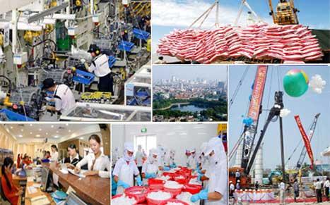 Nỗ lực hoàn thành mục tiêu tăng trưởng kinh tế cả năm đạt 6,7%