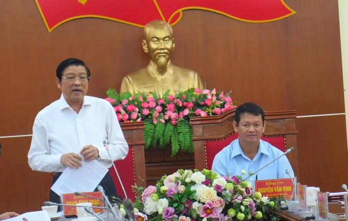 Kết quả kiểm tra, giám sát về công tác phòng, chống tham nhũng tại tỉnh Lào Cai