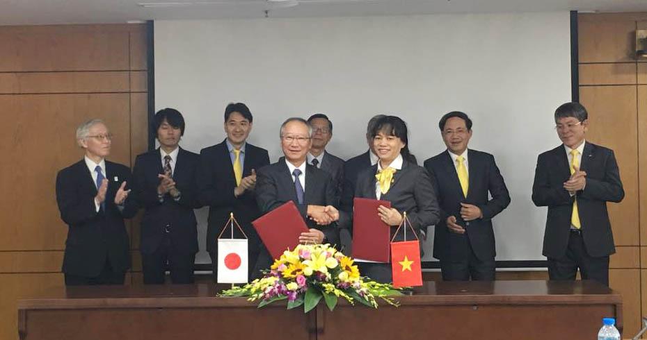 Ký kết hợp tác giữa Bưu điện Việt Nam và Bưu điện Nhật Bản