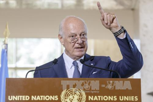 LHQ và Nga thúc đẩy chấm dứt xung đột ở Syria