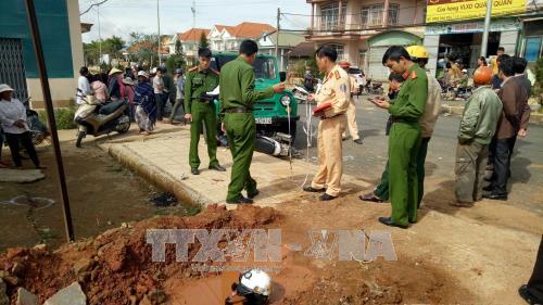 Lâm Đồng: Tai nạn giao thông khiến ba người thương vong