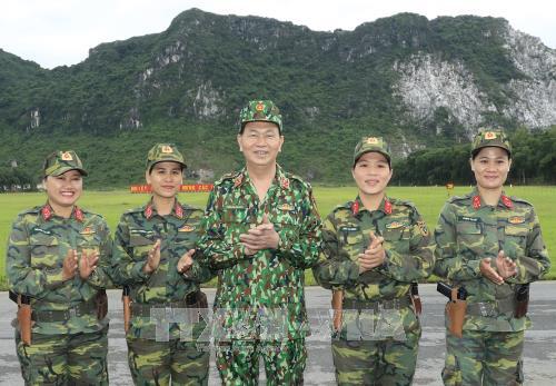 Chủ tịch nước Trần Đại Quang: kiên quyết đấu tranh làm thất bại mọi âm mưu hoạt động chống phá của các thế lực thù địch