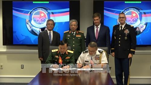 Hợp tác khắc phục hậu quả chiến tranh là điểm sáng trong quan hệ Đối tác toàn diện Việt Nam-Hoa Kỳ