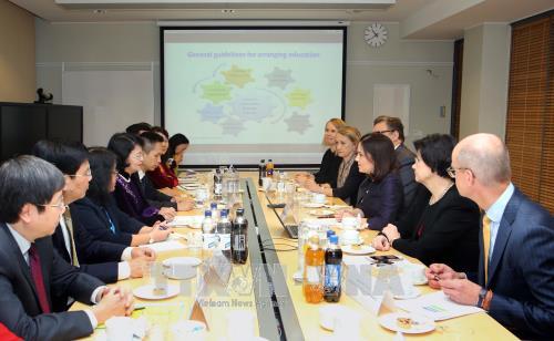 Thúc đẩy quan hệ hợp tác Việt Nam – Phần Lan