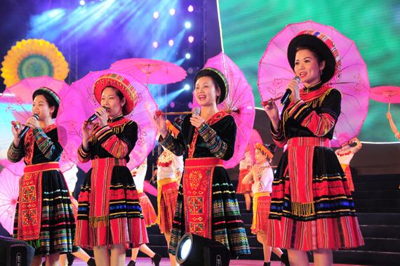 """Tuần """"Đại đoàn kết các dân tộc - Di sản văn hóa Việt Nam"""" 2017"""