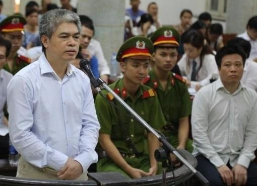 Đại án Oceanbank: Nguyên Tổng Giám đốc Nguyễn Xuân Sơn kháng cáo án tử hình