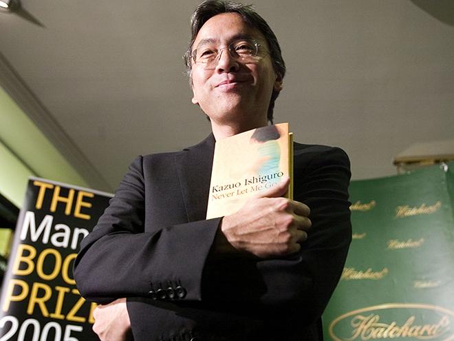 Giải Nobel Văn học 2017 thuộc về nhà văn Kazuo Ishiguro