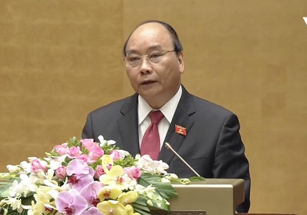 Thủ tướng Nguyễn Xuân Phúc: Sẽ đạt mục tiêu tăng trưởng GDP 6,7% năm 2017