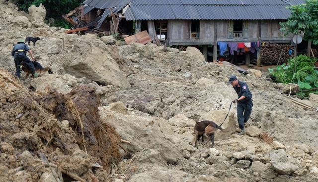 Các địa phương sớm báo cáo hiện trạng phòng, tránh lũ ống, lũ quét, sạt lở đất