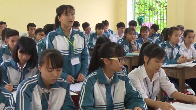 Khởi sắc giáo dục Phú Thọ