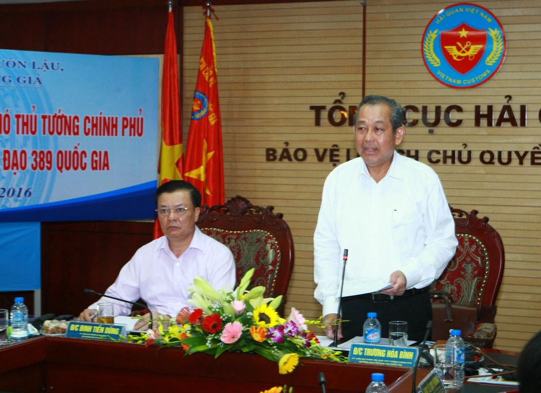 Quy định hoạt động của Văn phòng Thường trực Ban Chỉ đạo quốc gia chống buôn lậu