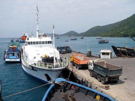 Đề xuất khai thác dịch vụ đưa khách tới Côn Đảo bằng tàu thủy cao tốc
