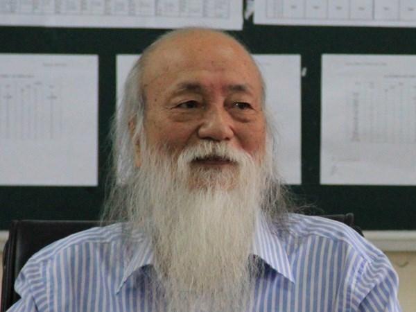 Nhà giáo Văn Như Cương qua đời ở tuổi 80