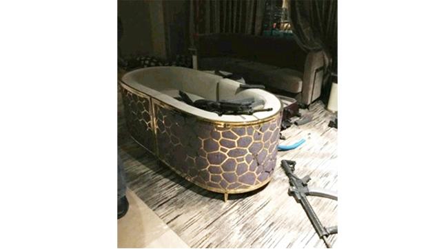 Thông tin mới về vụ xả súng ở Las Vegas