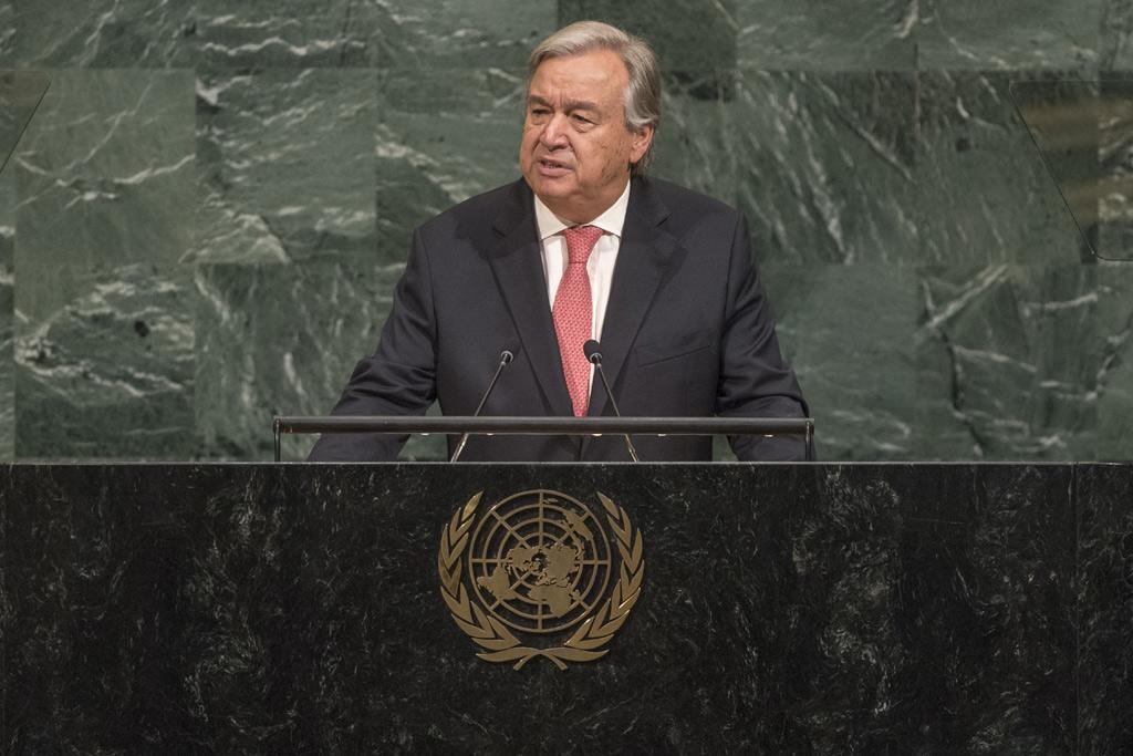 Liên hợp quốc mong muốn hợp tác chặt chẽ với Mỹ