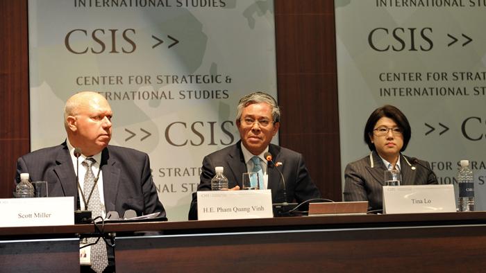 Cam kết của Hoa Kỳ đối với khu vực châu Á – Thái Bình Dương và APEC