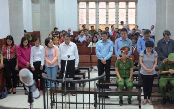 Nguyên Chủ tịch Hội đồng Quản trị Housing Group Châu Thị Thu Nga lĩnh án chung thân